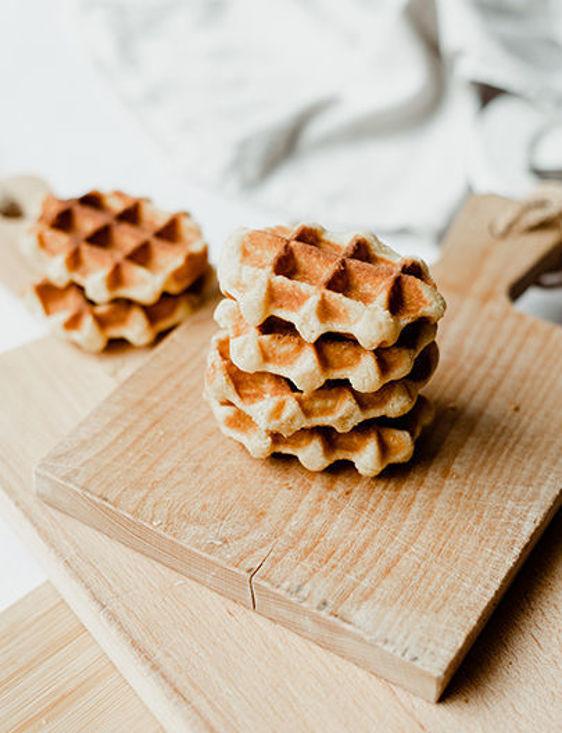 Afbeelding van Bakkerij wafels naturel