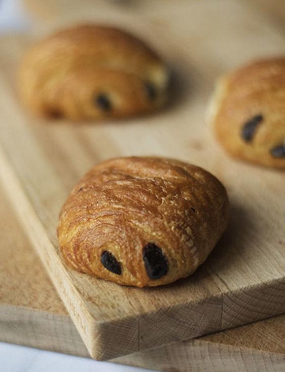 Afbeelding van Mini choco croissant